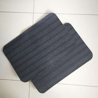 Used Floor Mats 2 Pieces