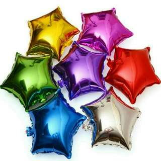 SALE! STAR Balloon Foils