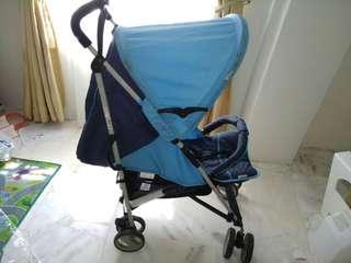 Hauck Stroller (German)
