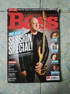 Paul Geary | Bass Guitar Magazine