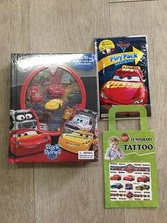 Disney Pixar Cars gift set (1)