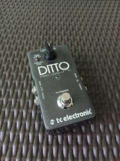 Ditto stereo looper