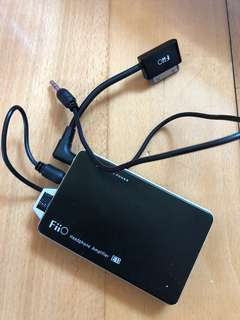 Fiio E11 headphone Amp