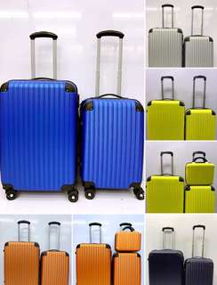 Luggage 2in1