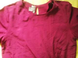 Loalde Red Blouse