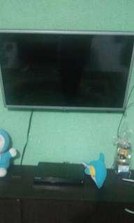 tv LG 32'n bekas masih mulus