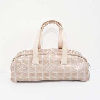 🔖 Preloved Chanel handbag #9 size 35x13 cm | bag and holo |