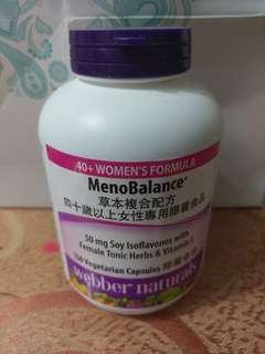 Menobalance草本複合配方 150錠/罐