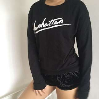 H&M Manhattan Sweater