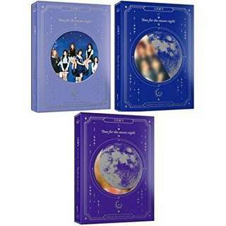 GFRIEND ALBUM (TIME FOR THE MOON NIGHT)