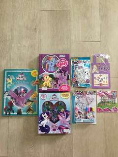 My Little Pony Gift Set (1)