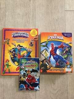 Marvel Gift Set