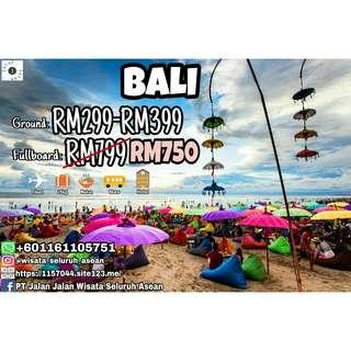 Pakej Percutian Bali