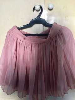 Pre-love mini skirt for sale!