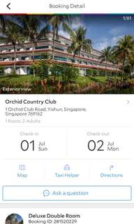 Stay Cay @ Orchid Country Club 01/07 - 02/07