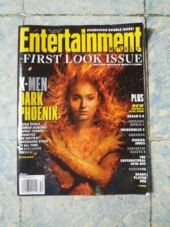 Sophie Turner | Dark Phoenix | Entertainment Weekly December 2017