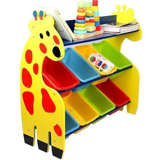 GIRAFFE RACK 8 BOX