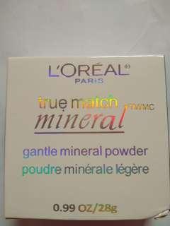 L'Oreal True Match Mineral