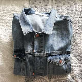 H&M Denim Jacket RUSH