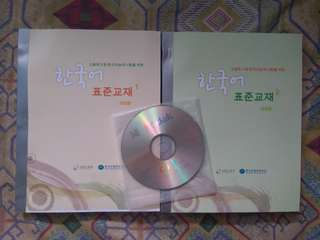 Korean Learning Book