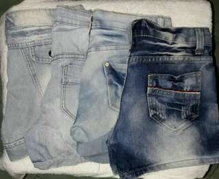 MAONG SHORTS BUNDLE