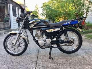Racal TS150 Motorcycle