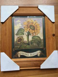 Sunflower Art picture (new fr Australia)