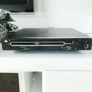 Eight DVD player