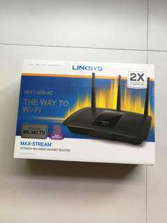 Linksys wireless router EA7500-AH v2