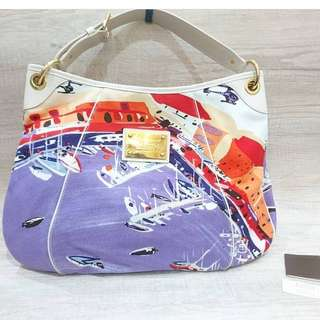 EXCELLENT Preloved Authentic LV Galliera Canvas Riviera Cruise GM 2008