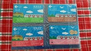 九廣東鐵車票精裝紀念集