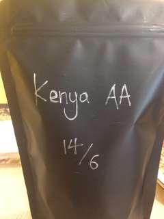 Coffee bean ( kenya AA )
