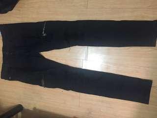 Zara men distress jeans
