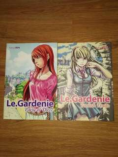Le gardenie