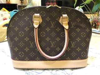 Louis Vuitton Inspired Alma bag