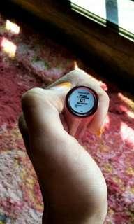 Wardah Exclusif Matte Lip Cream No. 01