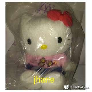 Hello Kitty Mcdo Collectiblea