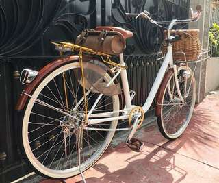 Modern Classic Bicycle