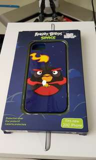 New in box, Angry Birds case for iphone 5