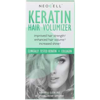Keratin Hair Volumnizer