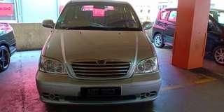 Naza Ria 2009 auto