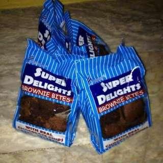 Super brownies delights