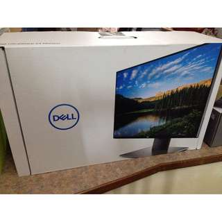 "(Sold) BNIB U2417H Dell 24 inch Ultra Sharp InfinityEdge Monitor 24"" IPS"