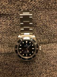 Rolex 勞力士 Submariner 14060M 手錶