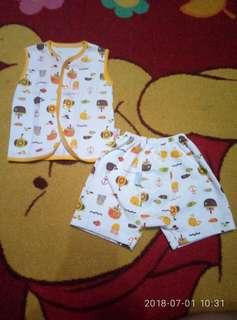 Set baju baby newborn