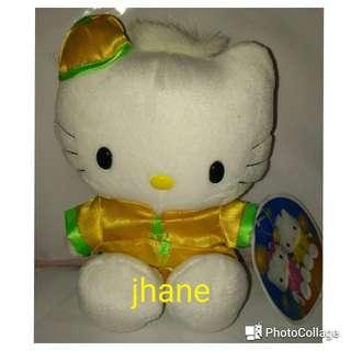 Hello Kitty Chinese Costume