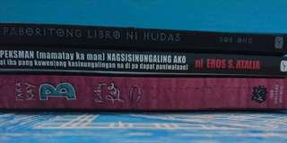 Tagalog novel books