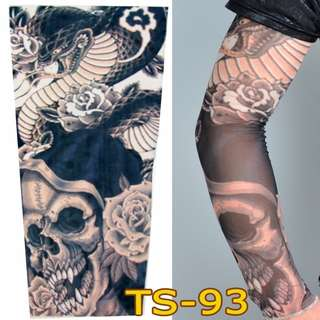 Tattoo Sleeve TS-93 Cobra Arm Sleeve