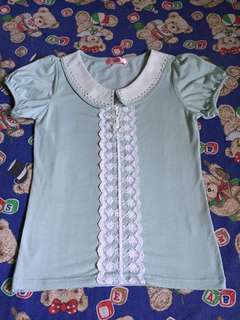 Ank Rouge Top