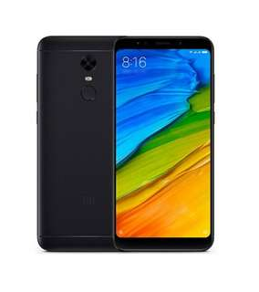 Xiaomi Redmi 5 plus big sale!! 32GB black, Xiaomi Redmi brand, Xiaomi Redmi original